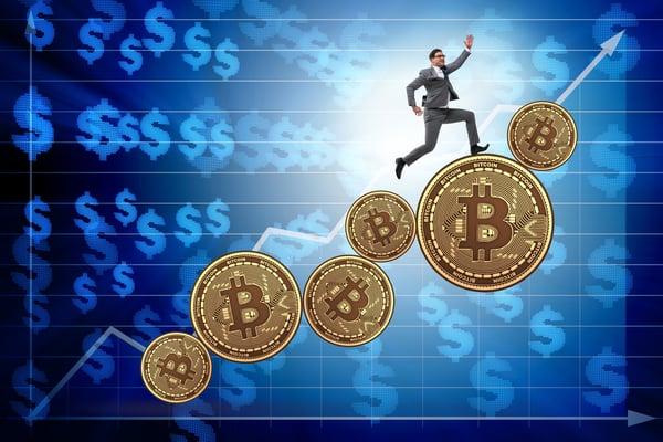 ビットコインには価格変動がある