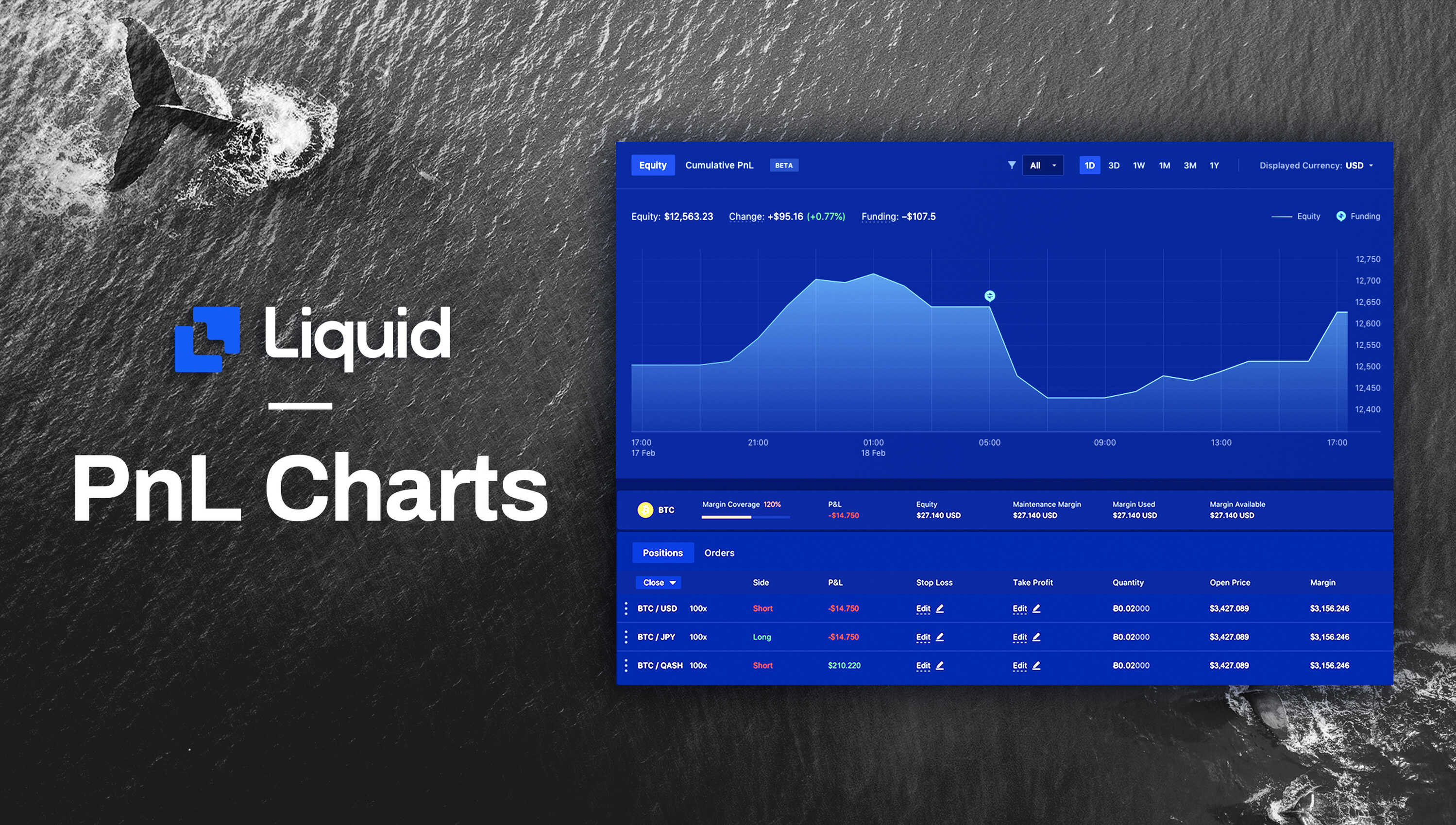 PnL charts are a powerful tool in crypto