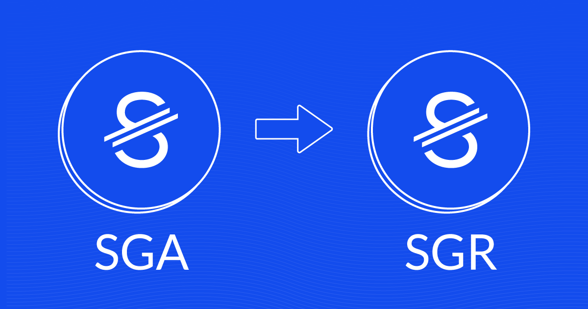 SGR and SGA