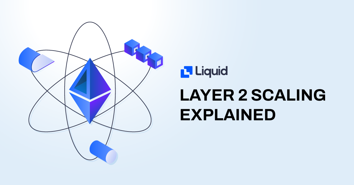 Layer 2 scaling solution
