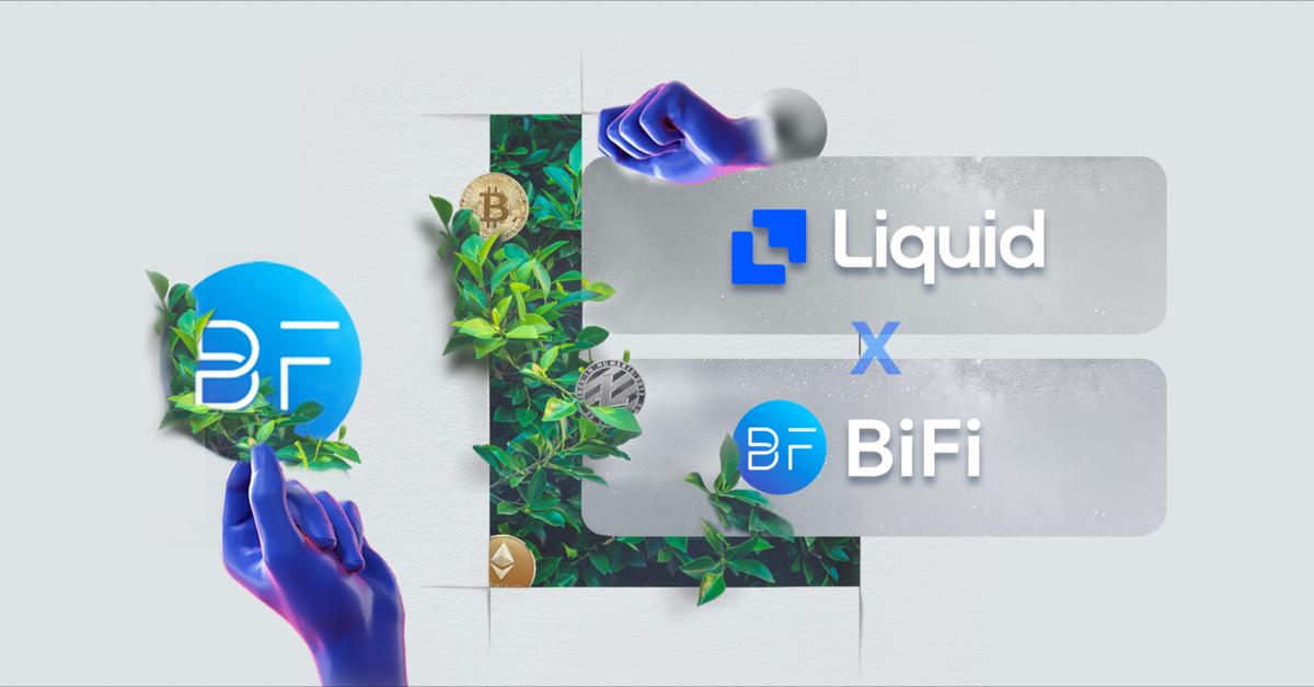 liquid x BiFi
