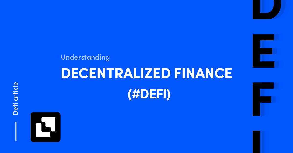 Decentralized finance DEFI is the future