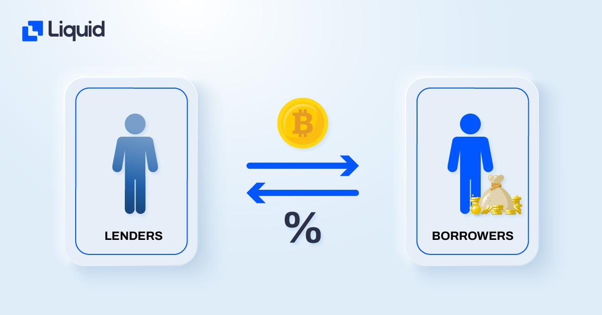 Defi borrowing and lending explained