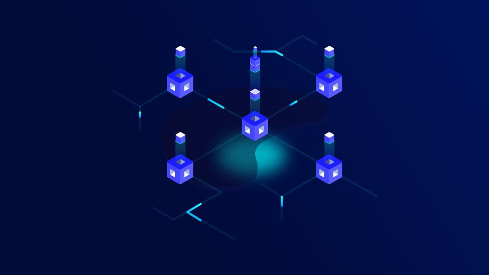 How do blockchain platforms work?