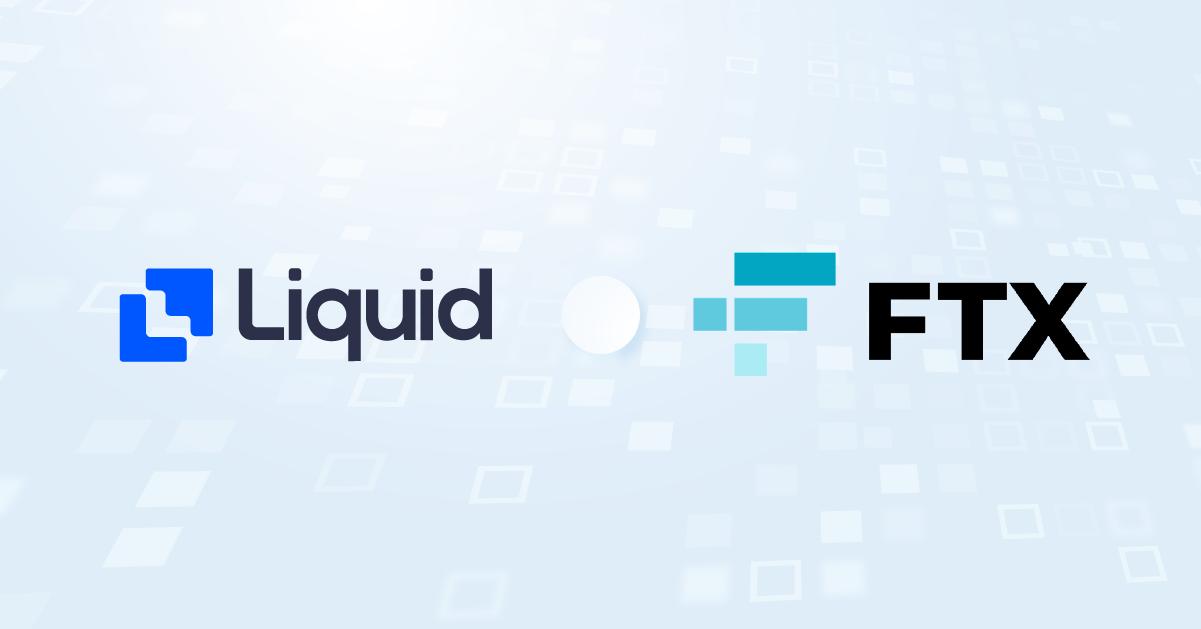 Liquid FTX partnership
