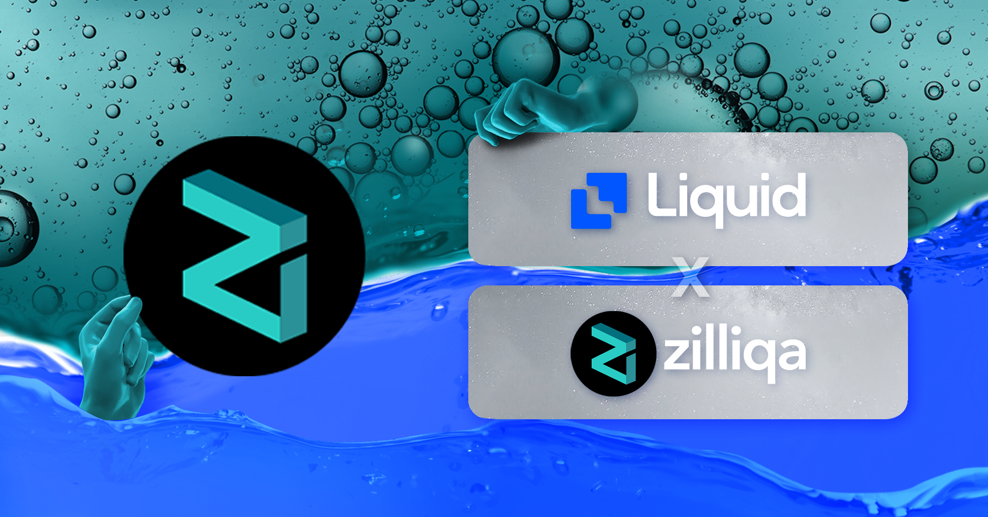 Zilliqa ZIL token listing on Liquid global exchange