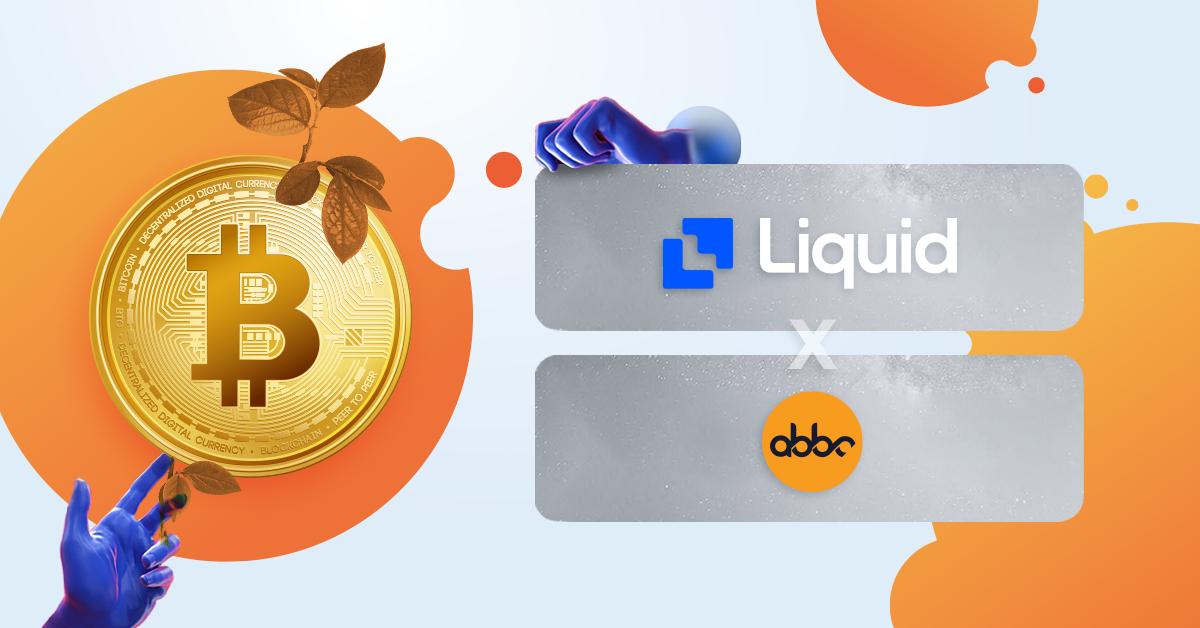 Buy ABBC token on Liquid
