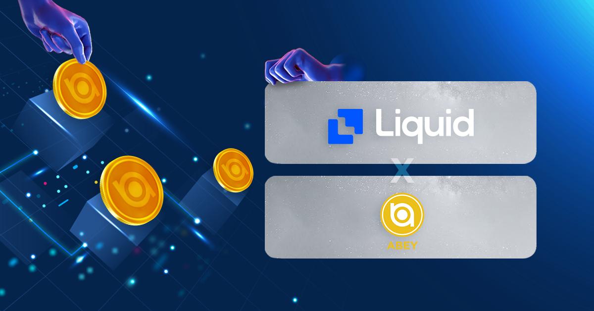 Buy ABEY token on Liquid