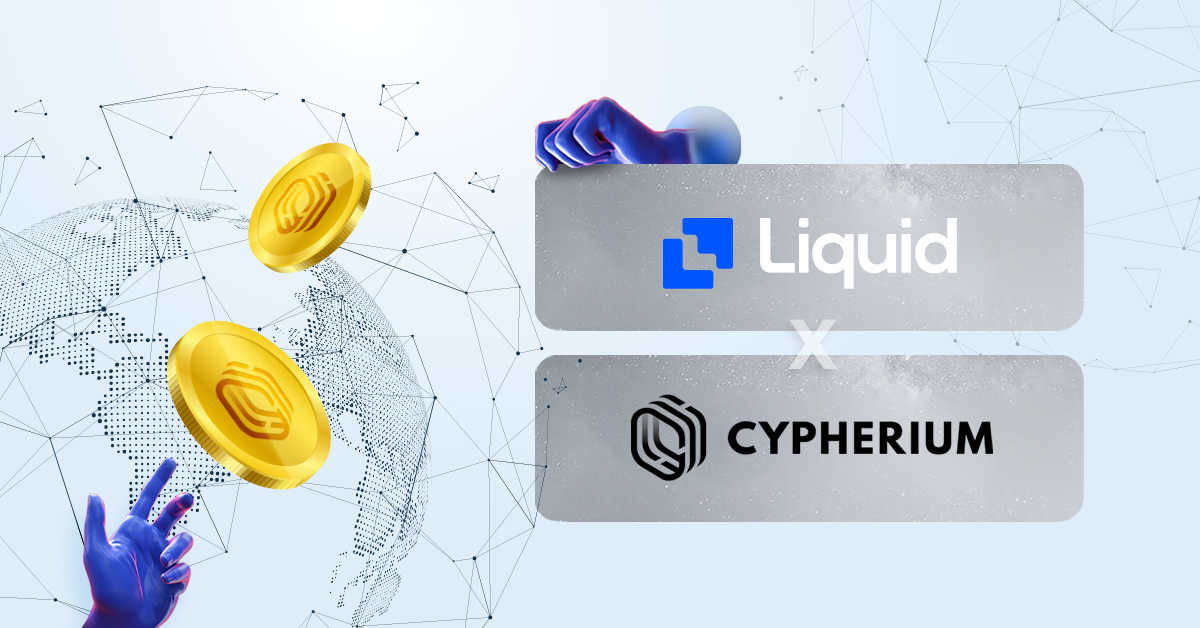 Buy CPH token on Liquid