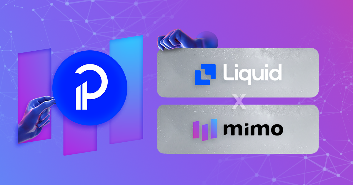 Buy MIMO and PAR token on Liquid