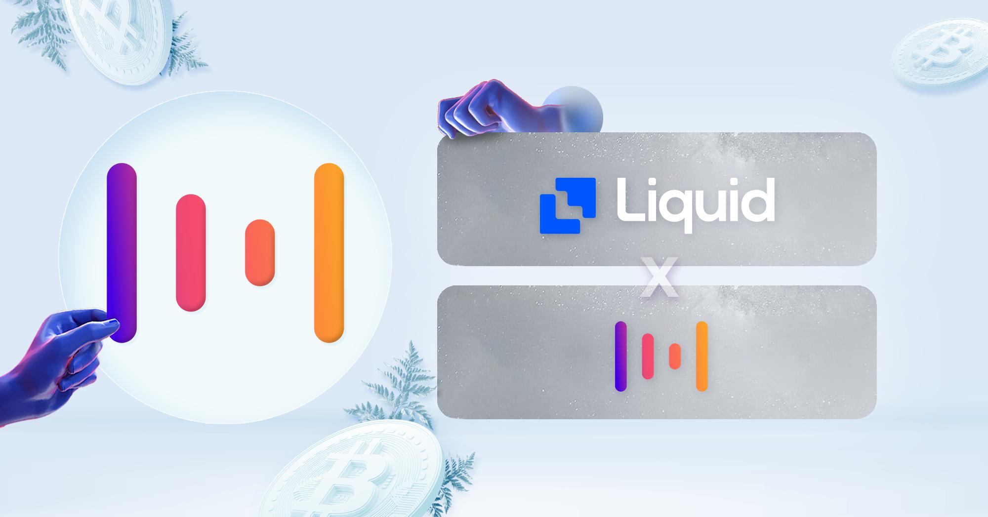 Buy Metal MLT token on Liquid