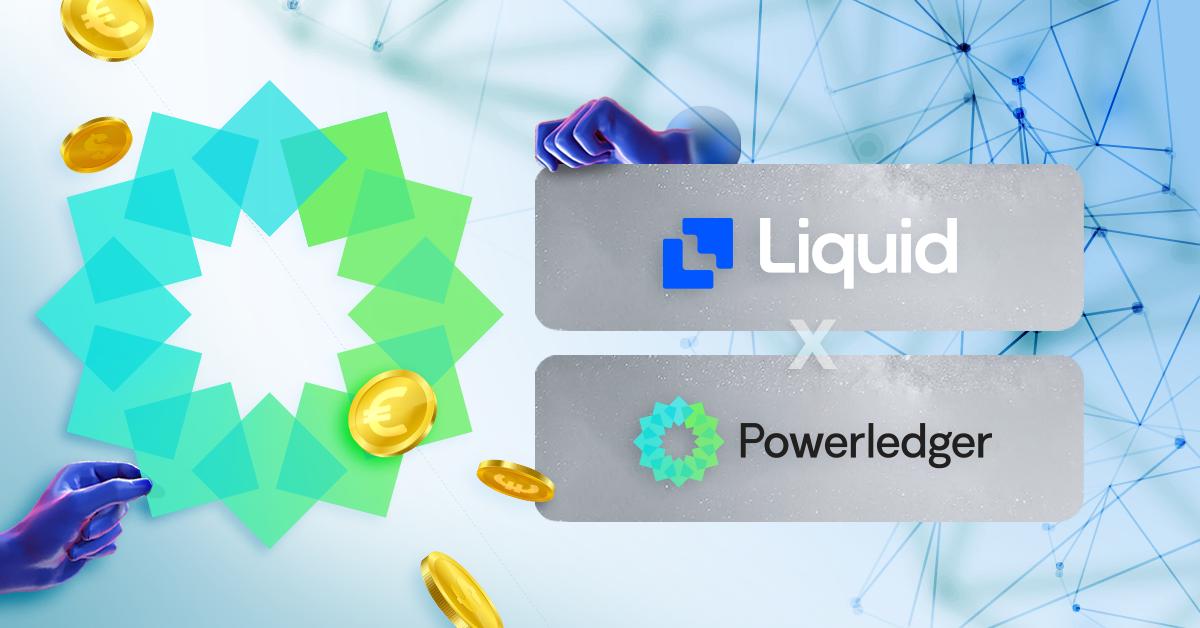 Buy POWR token on Liquid