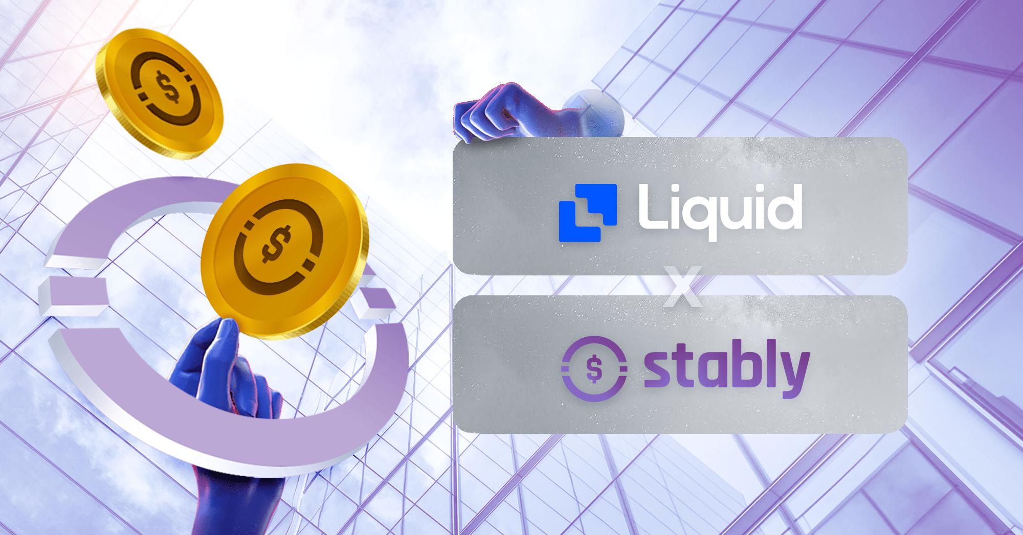 Buy Stably USDS on Liquid