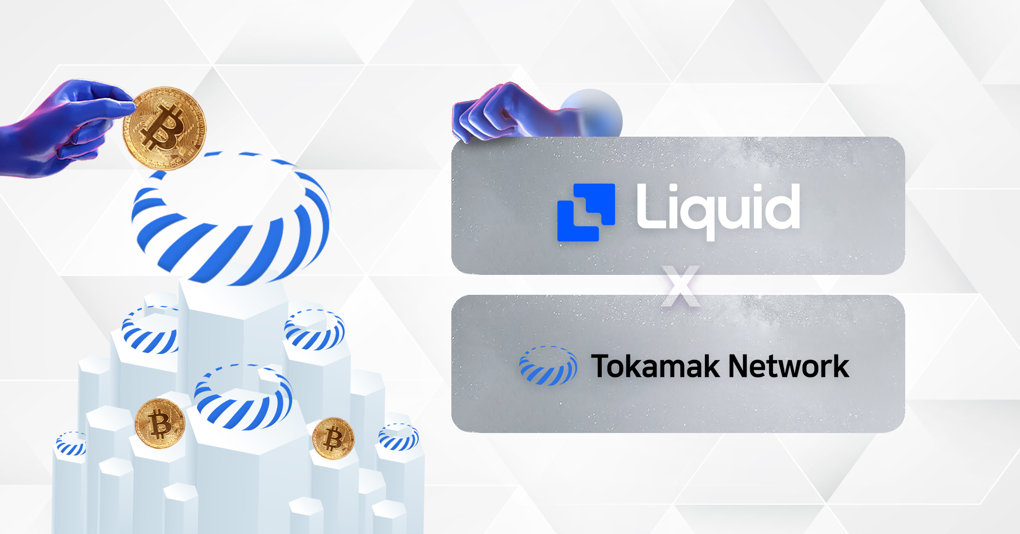 We are excited to announce that TON is now listed on Liquid!