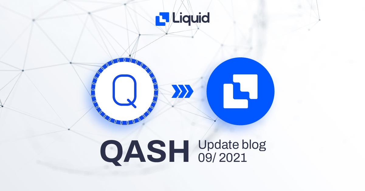 QASH update blog