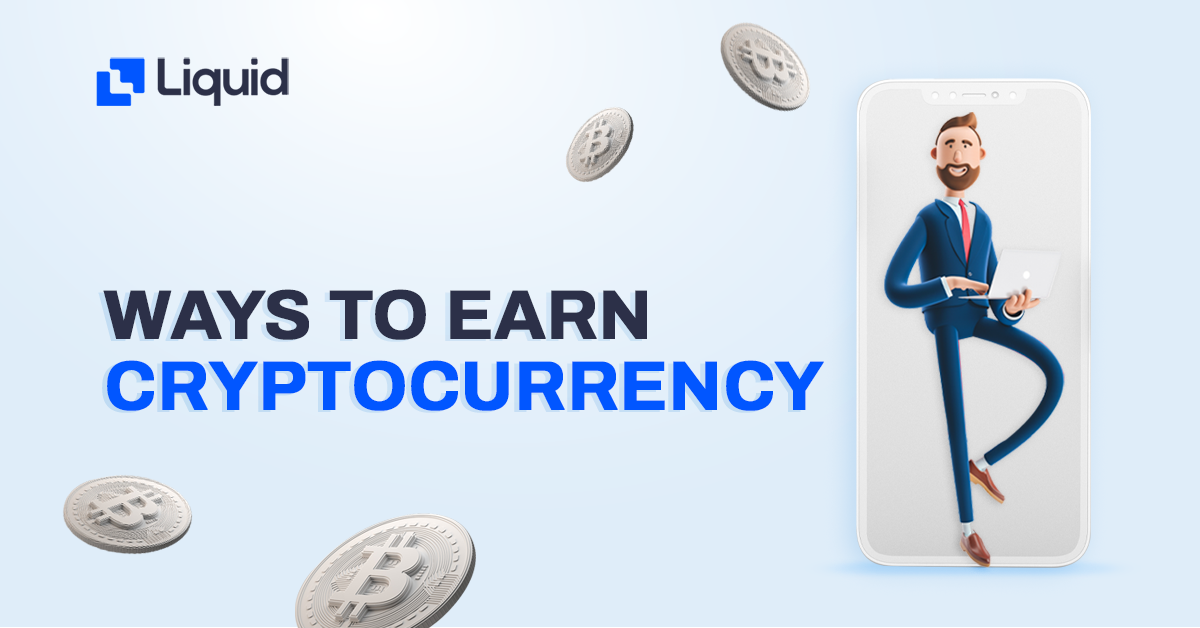 How to earn passive and active income in crypto