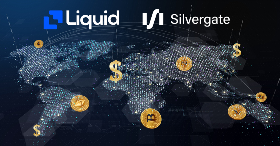 Liquid Silvergate deposits and withdrawals