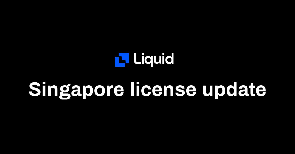 Liquid in singapore