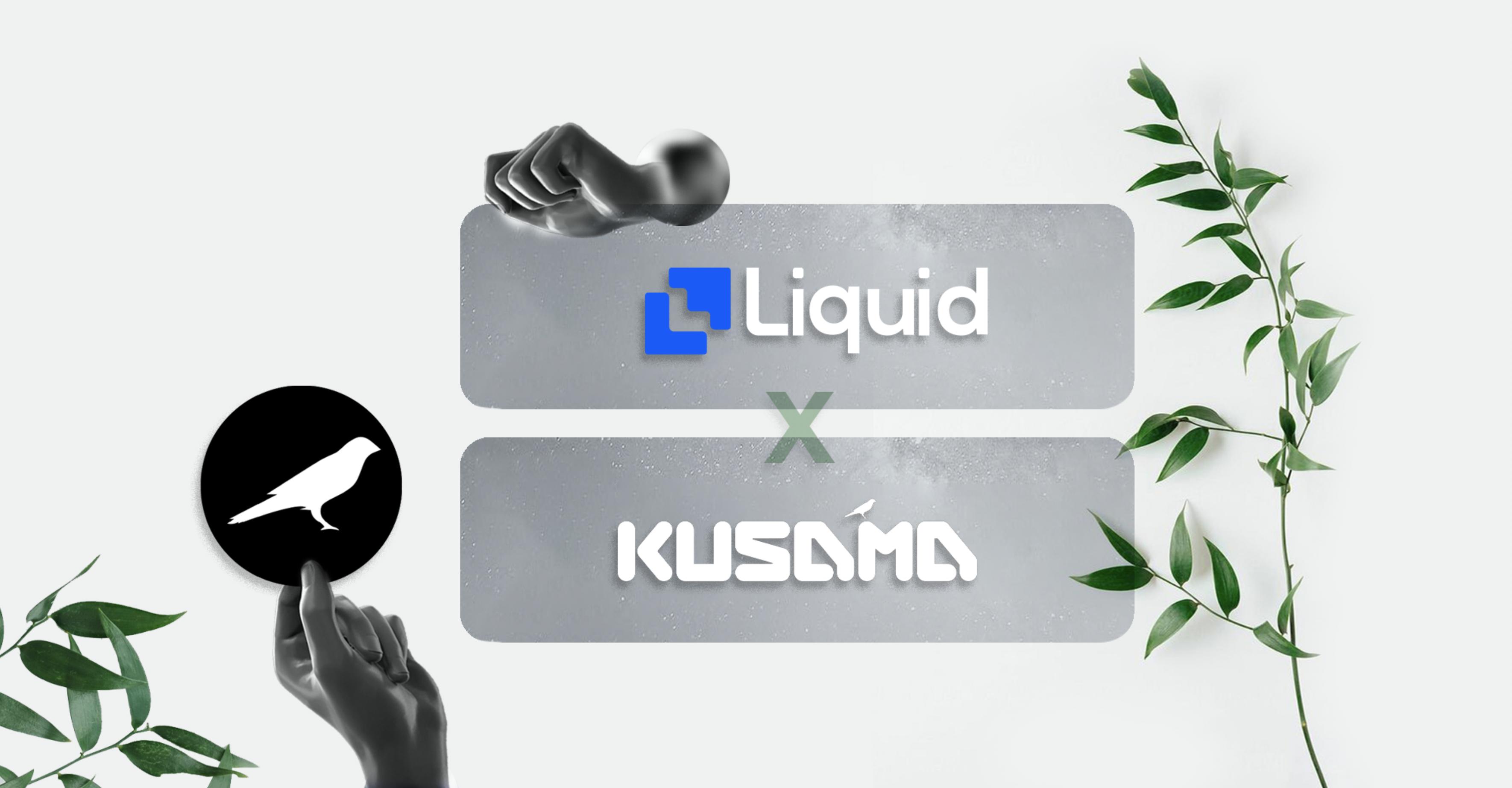 buy kusama on liquid exchange