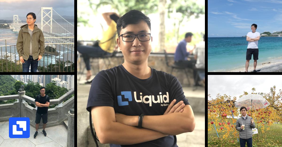 Liquid exchange back end developer