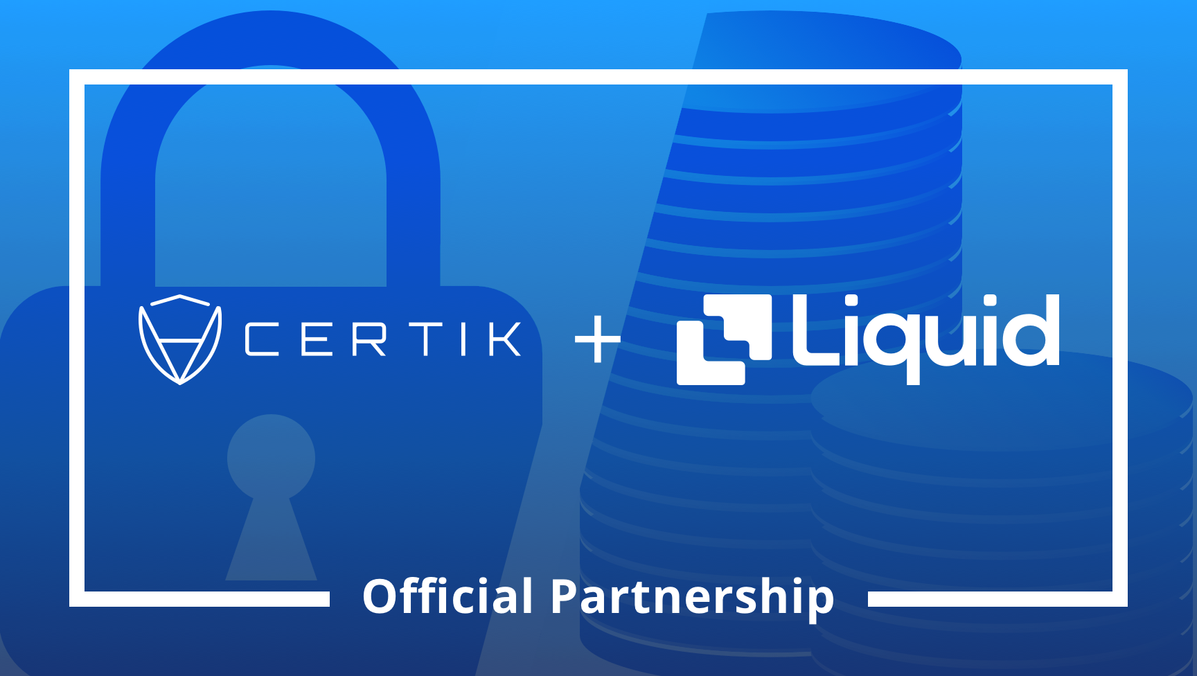 CertiKおよびリキッドグループ株式会社の業務提携に関するお知らせ