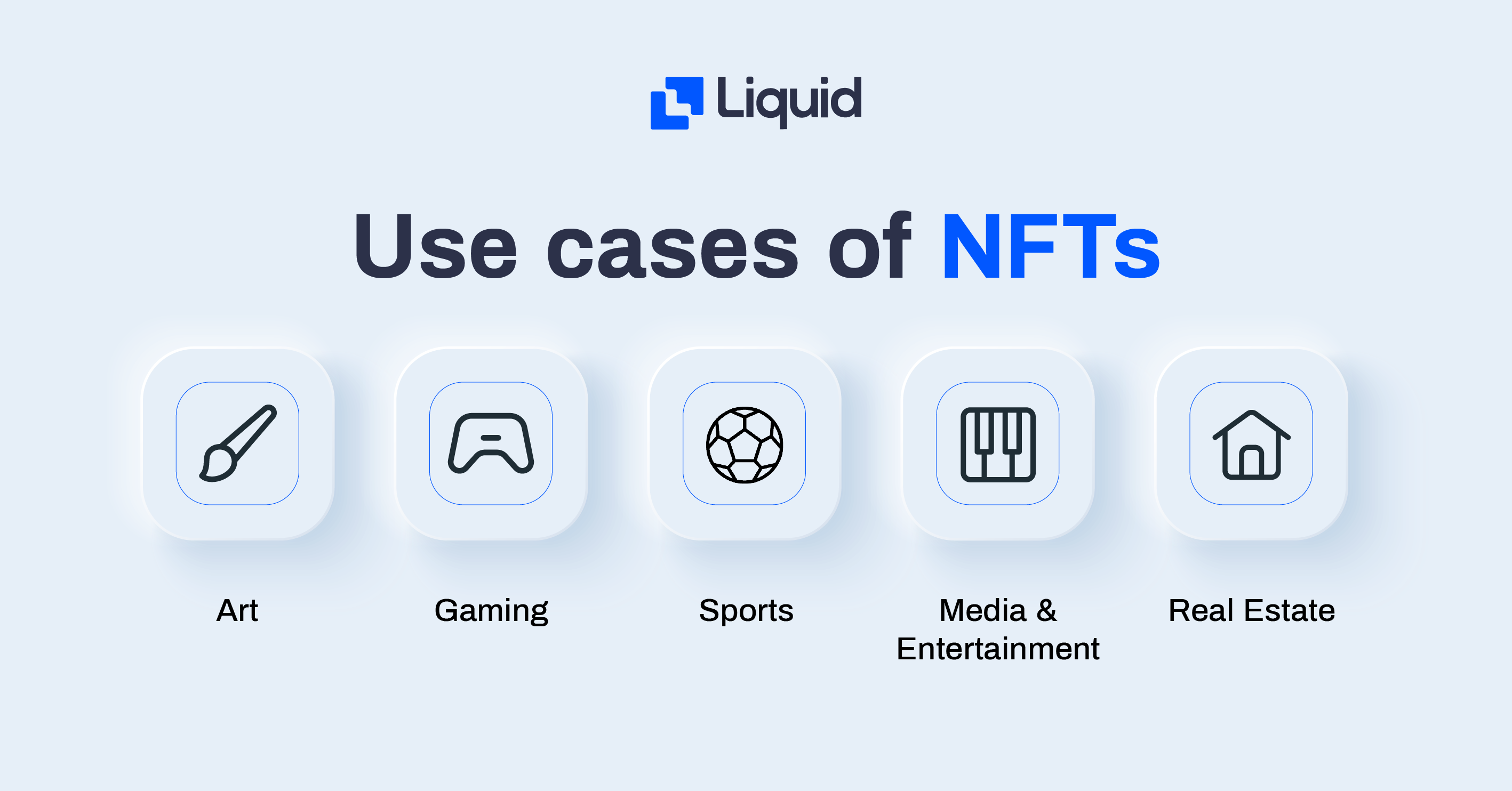 NFT use cases in crypto and real world