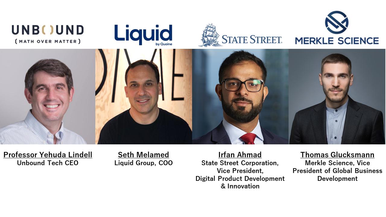 Liquid hosting Digital Asset Custody